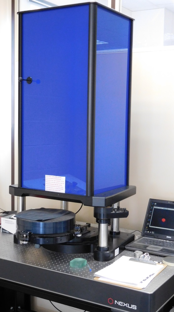 Hld Scope Cleaning Room Design: Optical Metrology At Crystran Ltd