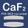 Calcium Fluoride Positive Lenses