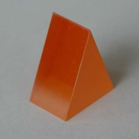 20 x 15 x 10mm 67° Brewster Prism